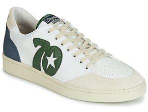 Xαμηλά Sneakers Kost SEVENTIES 14 ΣΤΕΛΕΧΟΣ: Δέρμα / ύφασμα & ΕΠΕΝΔΥΣΗ: Δέρμα / ύφασμα & ΕΣ. ΣΟΛΑ: Δέρμα & ΕΞ. ΣΟΛΑ: Καουτσούκ