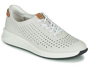 Xαμηλά Sneakers Clarks UN RIO TIE ΣΤΕΛΕΧΟΣ: Δέρμα & ΕΠΕΝΔΥΣΗ: Δέρμα & ΕΣ. ΣΟΛΑ: Δέρμα & ΕΞ. ΣΟΛΑ: Καουτσούκ
