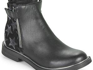 Μπότες GBB XIANA ΣΤΕΛΕΧΟΣ: & ΕΠΕΝΔΥΣΗ: Δέρμα & ΕΣ. ΣΟΛΑ: Δέρμα & ΕΞ. ΣΟΛΑ: Καουτσούκ