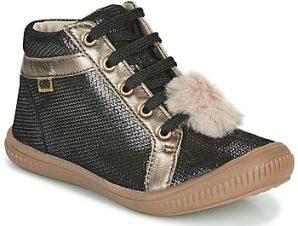 Ψηλά Sneakers GBB ISAURE ΣΤΕΛΕΧΟΣ: & ΕΠΕΝΔΥΣΗ: Δέρμα & ΕΣ. ΣΟΛΑ: Δέρμα & ΕΞ. ΣΟΛΑ: Καουτσούκ