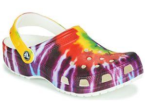 Τσόκαρα Crocs CLASSIC TIE DYE GRAPHIC CLOG ΣΤΕΛΕΧΟΣ: Συνθετικό & ΕΠΕΝΔΥΣΗ: & ΕΣ. ΣΟΛΑ: Συνθετικό & ΕΞ. ΣΟΛΑ: Συνθετικό