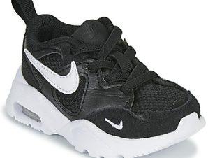 Xαμηλά Sneakers Nike AIR MAX FUSION TD ΣΤΕΛΕΧΟΣ: Δέρμα & ΕΠΕΝΔΥΣΗ: Ύφασμα & ΕΣ. ΣΟΛΑ: Ύφασμα & ΕΞ. ΣΟΛΑ: Συνθετικό