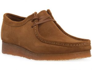 Μπότες Clarks WALLABEE COLA
