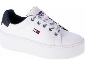 Xαμηλά Sneakers Tommy Hilfiger Iconic Leather Flatform