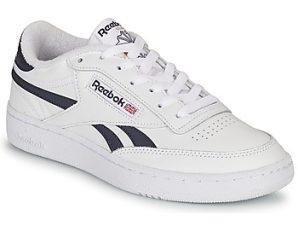Xαμηλά Sneakers Reebok Classic CLUB C REVENGE ΣΤΕΛΕΧΟΣ: Δέρμα και συνθετικό & ΕΠΕΝΔΥΣΗ: Ύφασμα & ΕΣ. ΣΟΛΑ: Ύφασμα & ΕΞ. ΣΟΛΑ: Καουτσούκ