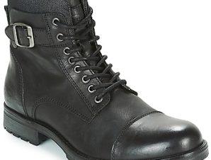 Μπότες Jack Jones ALBANY LEATHER ΣΤΕΛΕΧΟΣ: Δέρμα & ΕΠΕΝΔΥΣΗ: Ύφασμα & ΕΣ. ΣΟΛΑ: Ύφασμα & ΕΞ. ΣΟΛΑ: Καουτσούκ